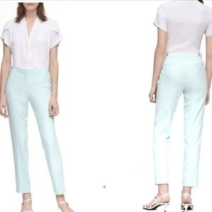 NWT Calvin Klein mint trousers. Size 8